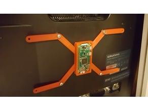 Raspberry Pi Zero VESA Case