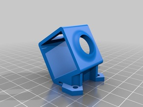 "SQ12 Cam-mount FPV360 Polygonframe 3"" 125mm & 4"" 160mm"
