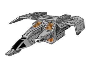 "Wing Commander - F-107B Lance ""Dragon"""