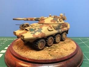 A.M.V.P. Mk.II (Armored Multiple Vehicle Platform).