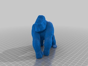 gorilla voxel