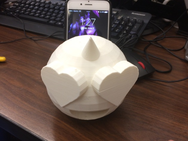 Teach Sound With 3d Printed Passive Speaker Amplifier Part
