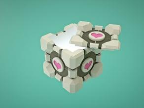 Companion Cube Box