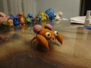 Paras Pokemon EDLI3D