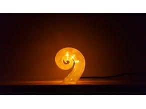 Nr 9 Lamp