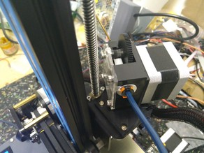 Ender-2/3 CR10 (bowden) Titan extruder mounting bracket