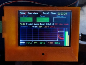 Arduino2560LcdCase