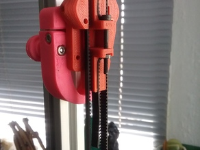 Kossel Mini Carriage with Belt tension V3