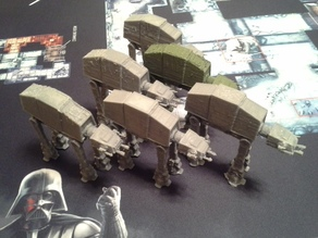 ATAT - for Casual X-Wing Gaming