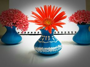 3DShilp Matki - small traditional Indian pot
