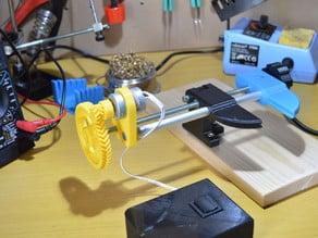 PCB-Vise motorization