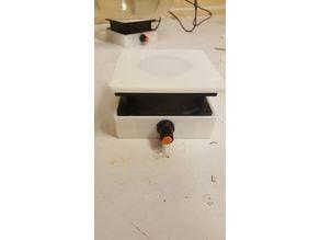 Magnetic stirrer minimalistic
