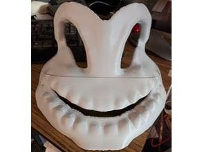 Simple Oogie Boogie Mask