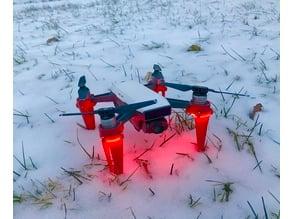 DJI Spark extended landing gear