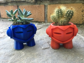 Marvin planter