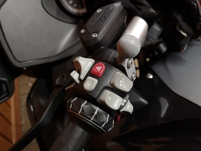 RAM Mount for Clutch Handle for BMW R1200