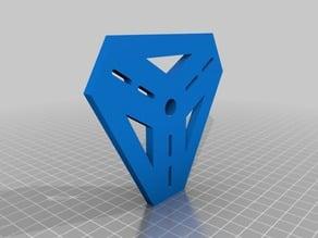 Anycubic Kossel Plus Upper Filament Reel Platform