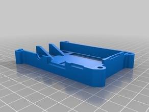 Raspberry pi case top for 0110-M-P case