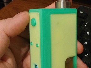 Evolv DNA40 Big Screen Box Mod - Bottom Feeder