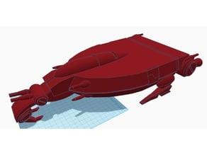 Robotech Master's Assault Carrier