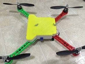 Folding Quadcopter