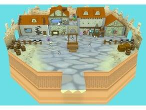 Rogueport (Paper Mario: The Thousand Year Door)