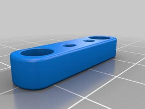 X axis endstop holder