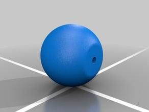 Modern Spherical Pot