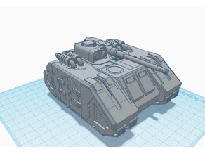 Paragon, Warhammer 40k Main Battle Tank