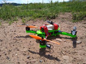 Groover 280 v1.1 Quadrocopter Frame