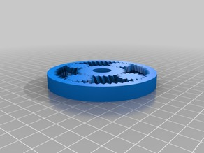 Print-in-Place Planetary Gears