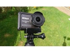 Nikon keymission 170 mount
