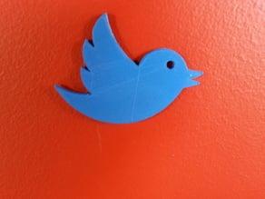 Twitter Keychain