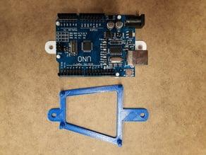 Arduino Uno mount minimal