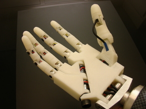 Hand robot  InMoov