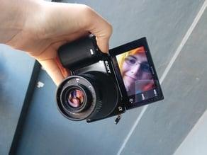 Sony E-Mount (NEX) adaptor for Diana F+ Lens
