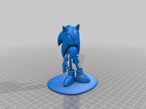 Sonic the Hedgehog & Tails (Individual models)