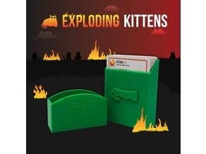 Exploding Kittens: Wonderbox Jr.