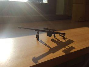 Barrett M82 .50 Cal