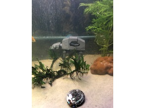 AT-AT Aquarium/Fish Tank decoration