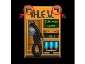 H.E.V. Charge Unit Corner 1:1