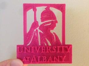 SUNY Albany - Minerva Logo