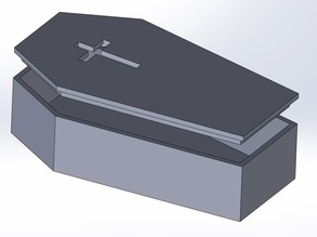 PET CASKET (COFFIN)