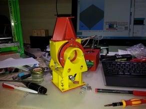 KISSarm: Modular Robotic Arm