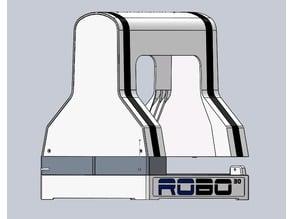 Pergo Robo3D (and R1, Plus) Z Housing Lift