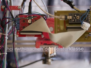 mbed 3D printer PCB