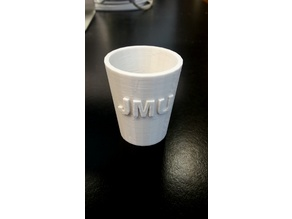 JMU Shot Glass
