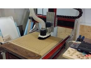 Vacuum Table for CNC Machine