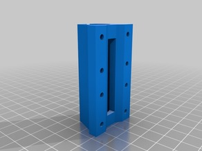Anet A8 X Long Bearing Block