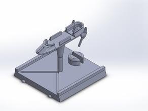 Star Wars X-wing: Sand Skiff